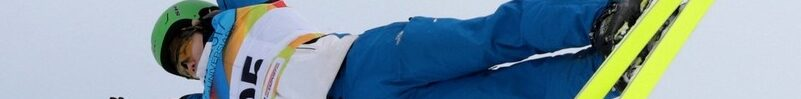 Фристайл, лыжная акробатика